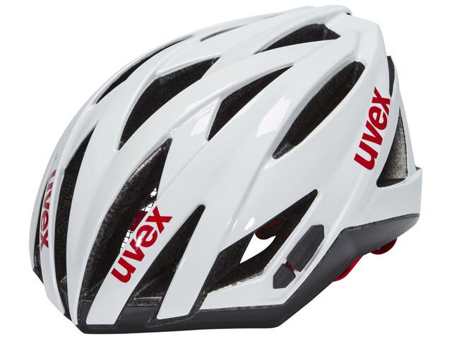 UVEX ultrasonic race Cykelhjelm hvid